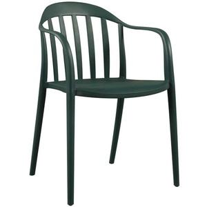 Zons 2 Stück Zion Stuhl PP stapelbar - Outdoor oder Innen