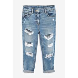 Next 5-Pocket-Jeans Mom-Jeans im Distressed-Look 122
