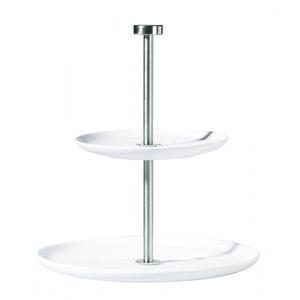 Etagere Grande Keramik weiß ASA Selection 92152146 (H 23,5 cm) ASA Selection
