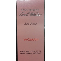 Davidoff Cool Water Sea Rose Eau de Toilette 100 ml
