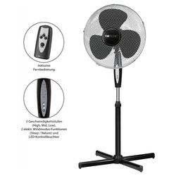 CLATRONIC Standventilator VL 3741 S - Stand-Ventilator - schwarz