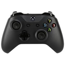 Microsoft Xbox One Controller schwarz (Neu)