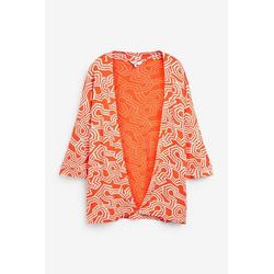 Next Blusenkimono Kimono rot XL