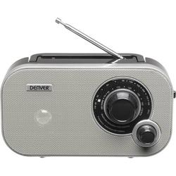 Denver TR-54 Kofferradio UKW AUX Grau