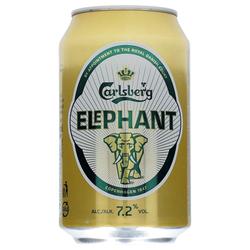 Carlsberg Elephant Beer 7,2% 24x0,33 ltr.