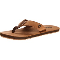 Reef Leather Smoothy Sandale 2021 bronze/brown   48