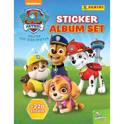 Panini PAW Patrol - Sticker Album Set 338/60377