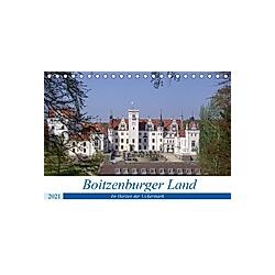 Boitzenburger Land - Im Herzen der Uckermark (Tischkalender 2021 DIN A5 quer)