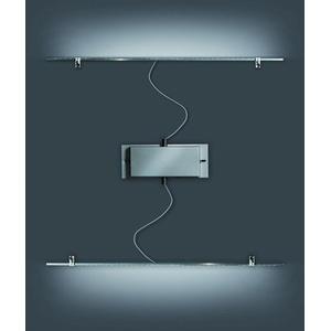 Bilderleuchte Spiegelleuchte Wandleuchte Flur Leuchte E14 in Bronze Zugschalter