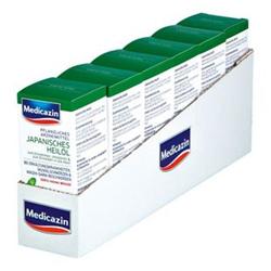 Medicazin Japanisches Heilöl 30 ml, 6er Pack