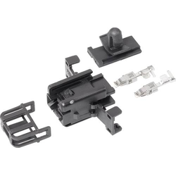 Mini SH11 Kfz Flachsicherungs-Halter Flachsicherung Mini Pole 1 1St.