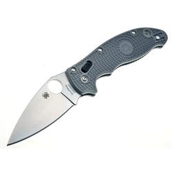 Spyderco Manix 2 LTW Maxamet Gray