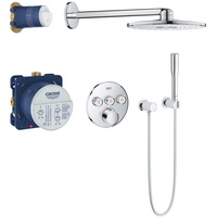 GROHE Grohtherm SmartControl SmartActive chrom 34709000