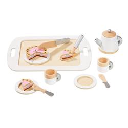 howa Spielgeschirr, (12-tlg), Kaffeeservice Teeservice aus Holz