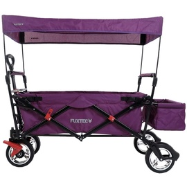FUXTEC FX-CT500 mit Sonnendach purpur