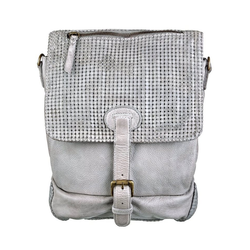 Bull & Hunt Messenger Bag urban messenger flat grau