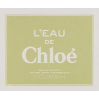 Chloé L'Eau de Chloe Eau de Toilette 30 ml