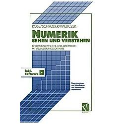 Numerik sehen und verstehen. Kornel Wieliczek  Rolf Schröder  Kim Kose  - Buch