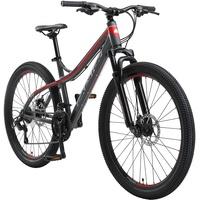 BIKESTAR Mountainbike 26 Zoll RH 40,6 cm grau/rot