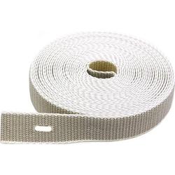 Rollladen-Gurtband SB-Pack beige-grau Gurt-B. 22mm f.Gurt-L. 6 m Gurt-St. 1,7mm