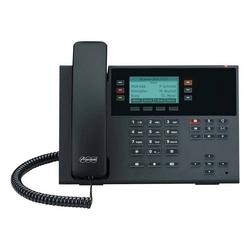 Auerswald COMfortel D-200 Festnetztelefon schwarz Festnetztelefon