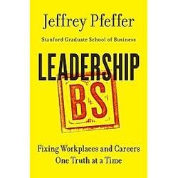 Leadership BS. Jeffrey Pfeffer  - Buch