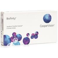 CooperVision Biofinity 6 St. / 8.60 BC / 14.00 DIA / -0.25 DPT