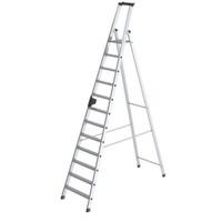 Günzburger Aluminium-Stehleiter 12 Stufen (40112)
