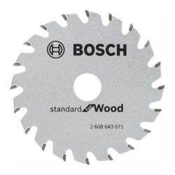 Bosch Kreissägeblatt Optiline Wood für Handkreissägen 85 x 15 x 1,1 mm 20