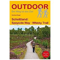 Schottland: Speyside Way Whisky Trail. Hartmut Engel  - Buch