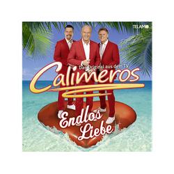 Calimeros - Endlos Liebe (CD)