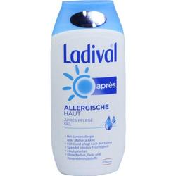 LADIVAL allergische Haut Apres Gel 200 ml