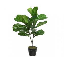Kunstpflanze FEIGENBAUM (LBH 50x50x71 cm)