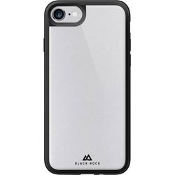 Black Rock SCHOTT Glass Case Backcover Apple iPhone 6, iPhone 6S, iPhone 7, iPhone 8, iPhone SE (2.