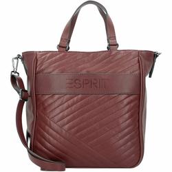 Esprit Susie Handtasche 27 cm bordeaux red