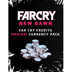 Far Cry New Dawn Credits - Mittleres Paket