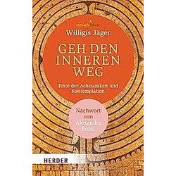 Geh den inneren Weg - Buch