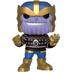 Funko Actionfigur Funko Pop! - Marvel - Thanos (Holiday) #533