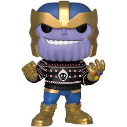Funko Actionfigur Funko Pop! - Marvel - Thanos (Holiday) #533
