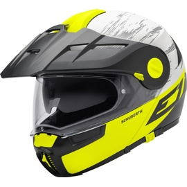 Schuberth E1 Crossfire Yellow