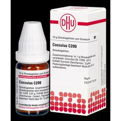 COCCULUS C 200 Globuli