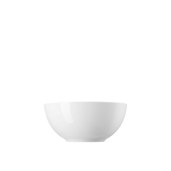 Thomas Porzellan Salatschüssel Sunny Day Weiß Schüssel 24 cm, Porzellan, (1-tlg)