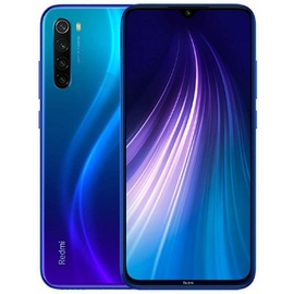 Xiaomi Redmi Note 8 4GB RAM 64GB Neptune Blue