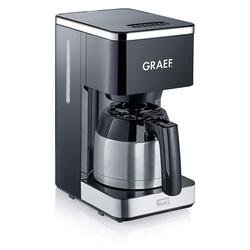Graef Filterkaffeemaschine FK 412 Filterkaffeemaschine schw