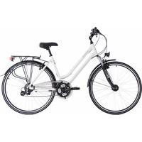 KS-CYCLING Madeiral 28 Zoll RH 48 cm Damen weiß
