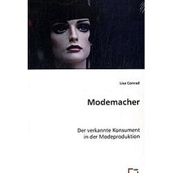 Modemacher. Lisa Conrad  - Buch