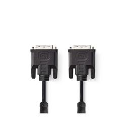 nedis 24+5-Pin Stecker, 2560x1600, Vernickelt Audio- & Video-Kabel, (200 cm)