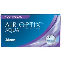 Alcon Air Optix plus HydraGlyde Multifocal 6 St. / 8.60 BC / 14.20 DIA / -5.25 DPT / Medium ADD