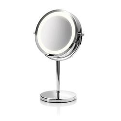 medisana beleuchteter Kosmetikspiegel CM 840 2in1 silber