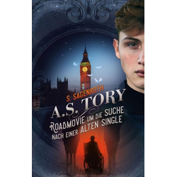 A. S. Tory als Buch von S. Sagenroth